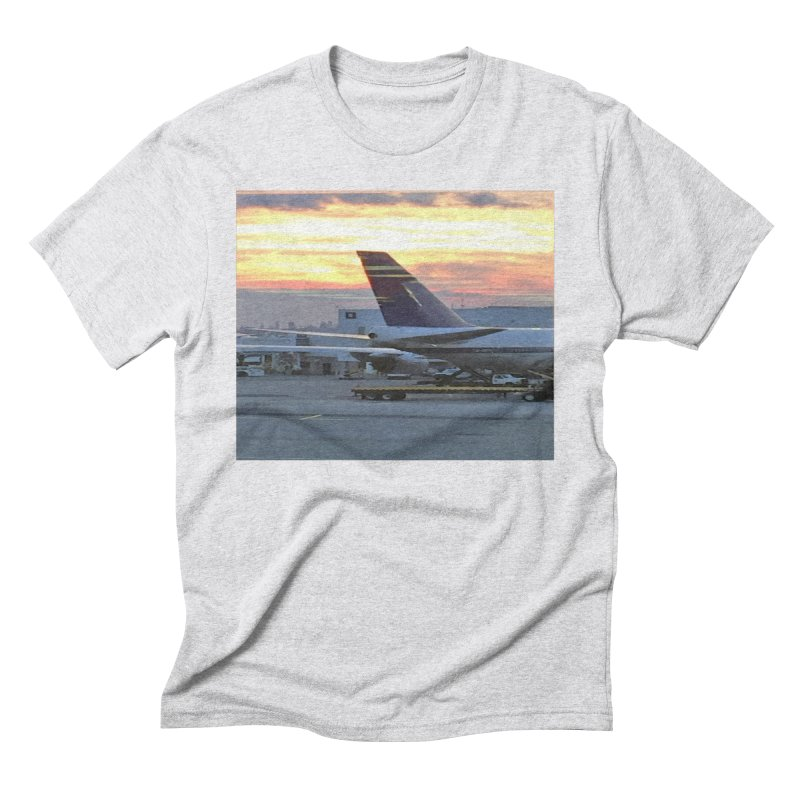Fly with Me Men's Triblend T-Shirt by terryann's Artist Shop