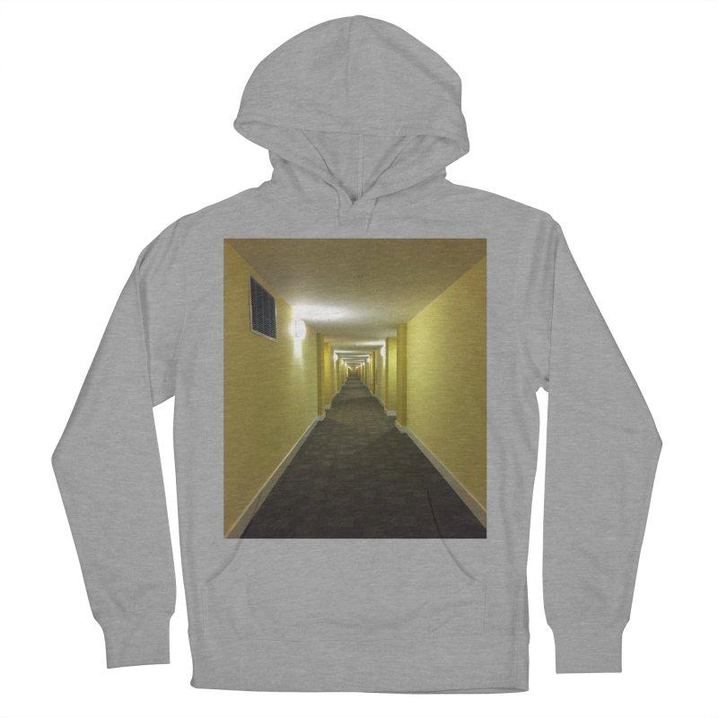 Hallway - What could happen? Women's Pullover Hoody by terryann's Artist Shop