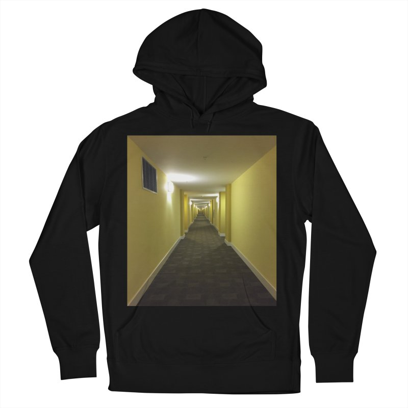 Hallway - What could happen? Women's Pullover Hoody by terryann's Artist Shop