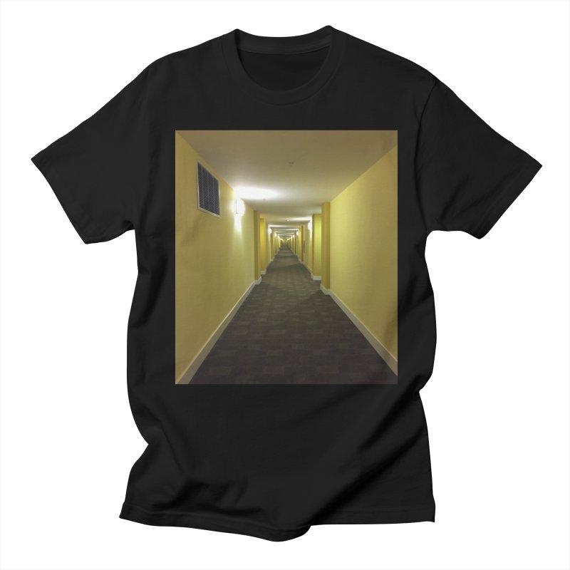 Hallway - What could happen?   by terryann's Artist Shop