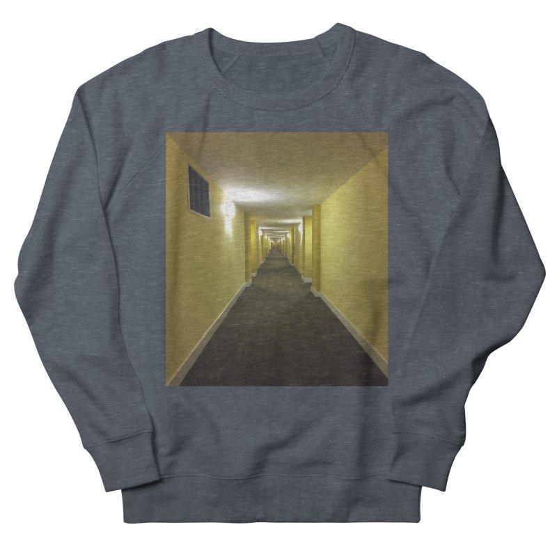 Hallway - What could happen? Women's Sweatshirt by terryann's Artist Shop