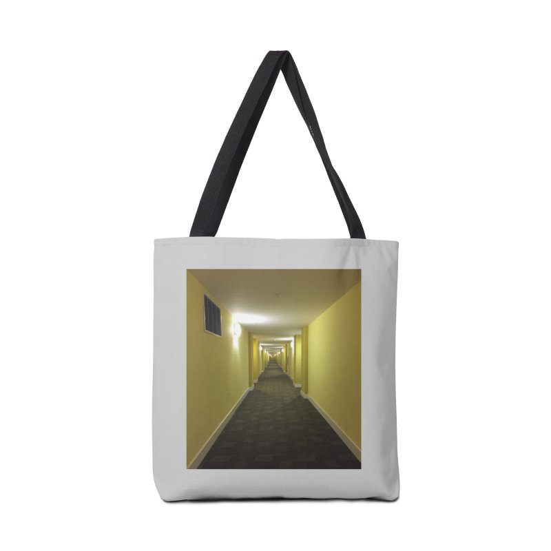 Hallway - What could happen? Accessories Bag by terryann's Artist Shop