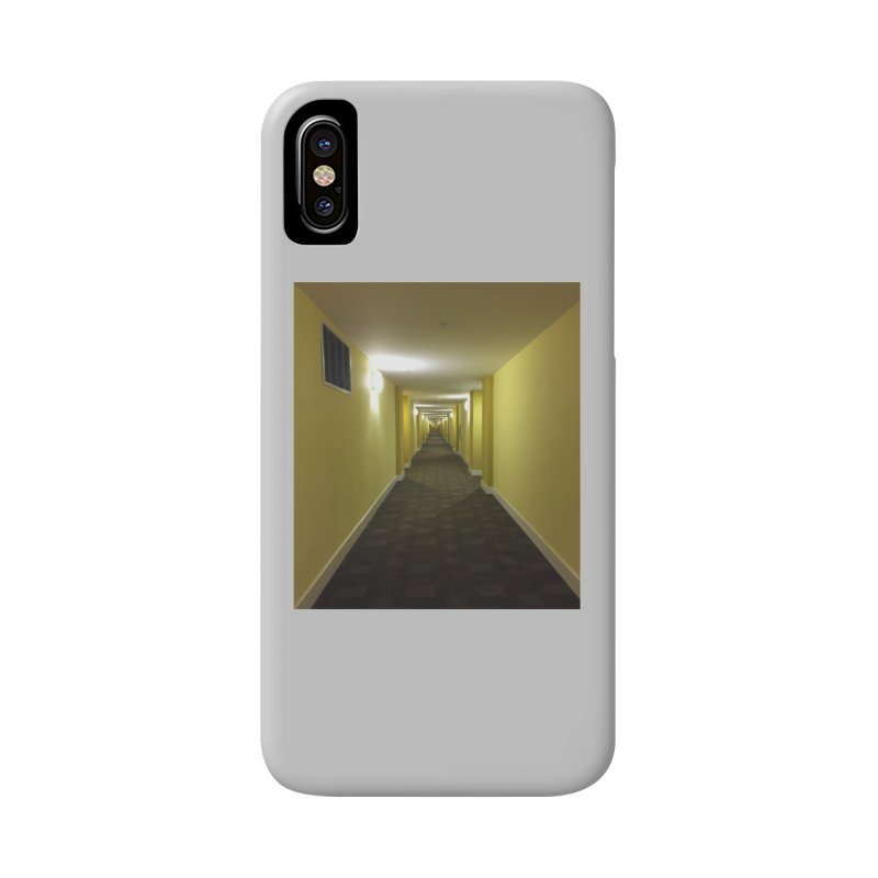 Hallway - What could happen? Accessories Phone Case by terryann's Artist Shop