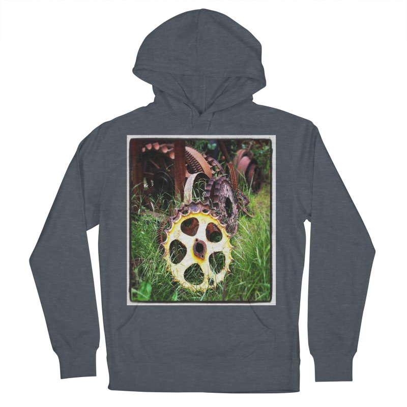 Sprockets and Gears for the Gear Head Men's Pullover Hoody by terryann's Artist Shop