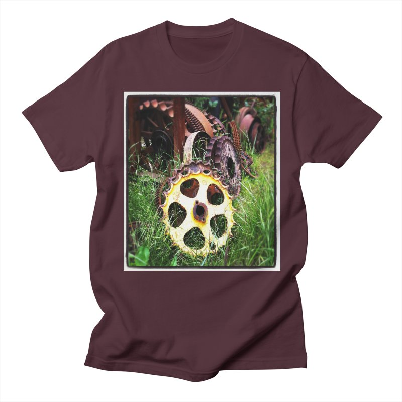 Sprockets and Gears for the Gear Head Women's Unisex T-Shirt by terryann's Artist Shop