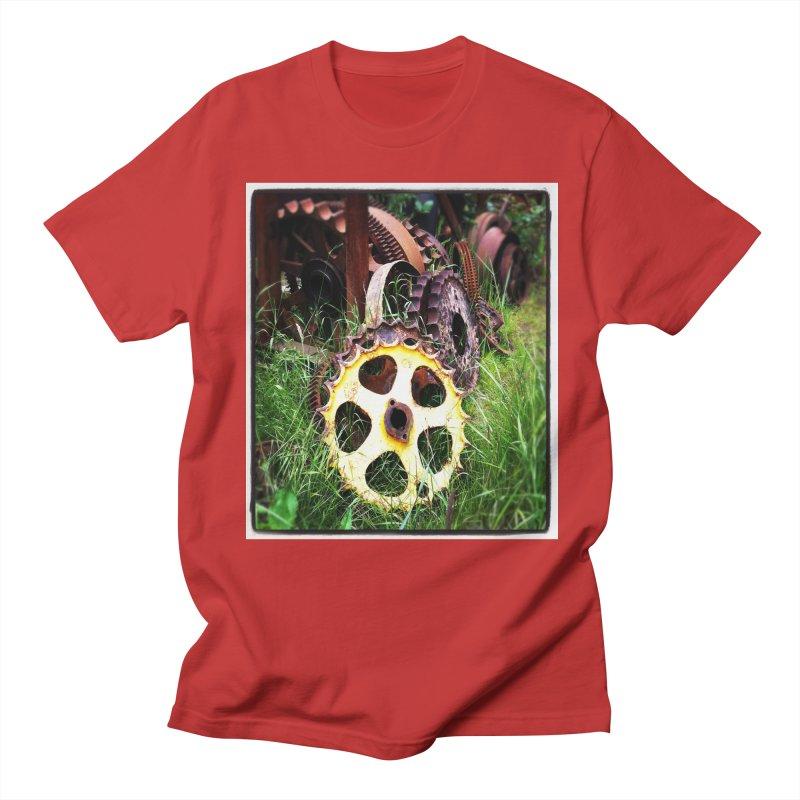 Sprockets and Gears for the Gear Head Women's Unisex T-Shirt by terryann's Artist Shop