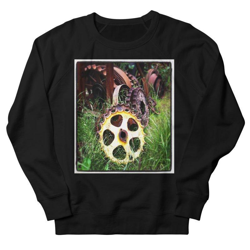 Sprockets and Gears for the Gear Head Men's Sweatshirt by terryann's Artist Shop