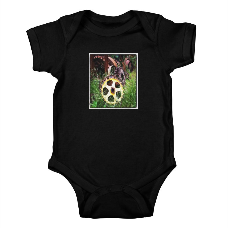 Sprockets and Gears for the Gear Head Kids Baby Bodysuit by terryann's Artist Shop