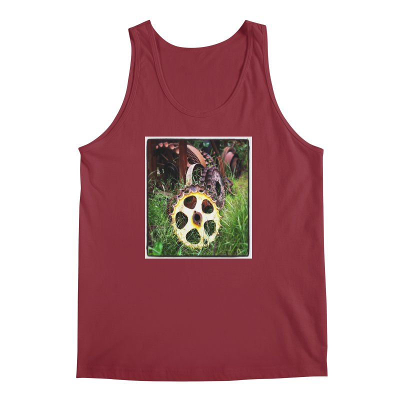 Sprockets and Gears for the Gear Head Men's Tank by terryann's Artist Shop