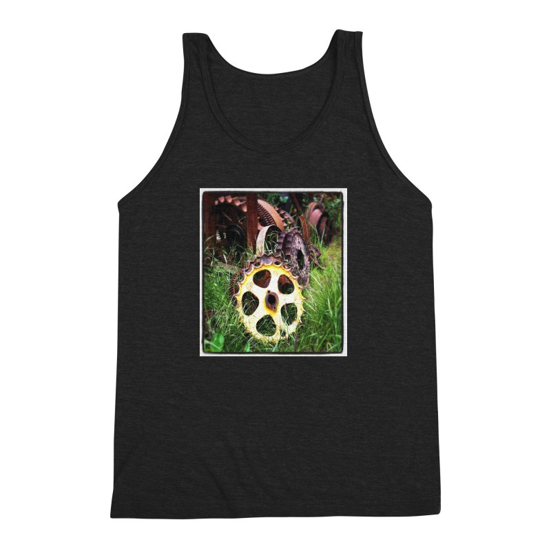Sprockets and Gears for the Gear Head Men's Triblend Tank by terryann's Artist Shop