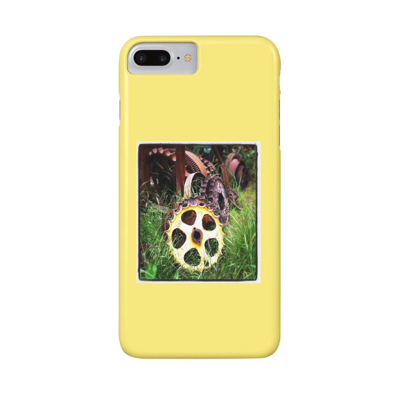 Sprockets and Gears for the Gear Head Accessories Phone Case by terryann's Artist Shop