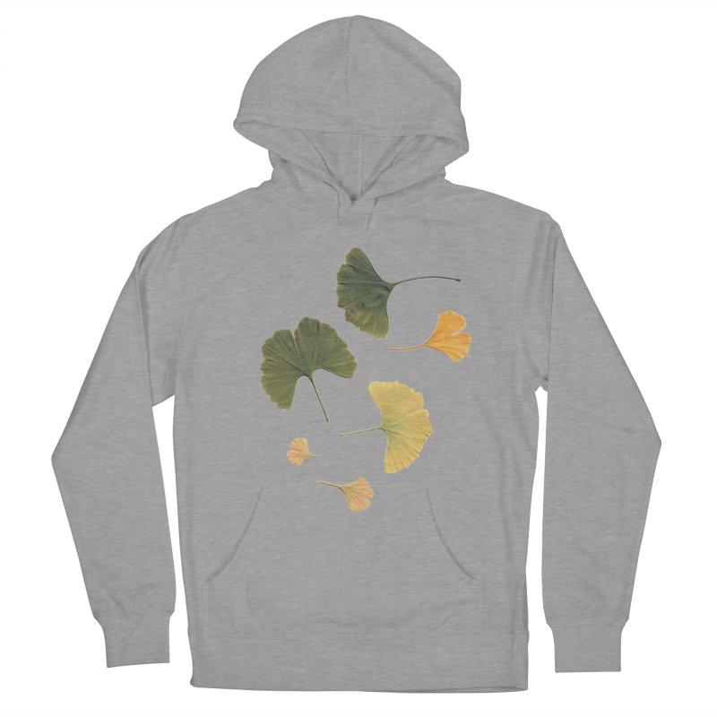 Ginkgo for you. Women's Pullover Hoody by terryann's Artist Shop