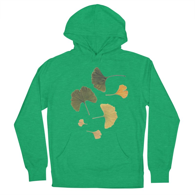 Ginkgo for you. Men's Pullover Hoody by terryann's Artist Shop
