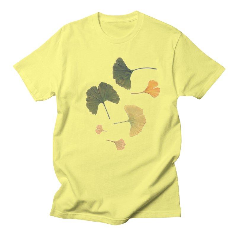 Ginkgo for you. Men's T-Shirt by terryann's Artist Shop