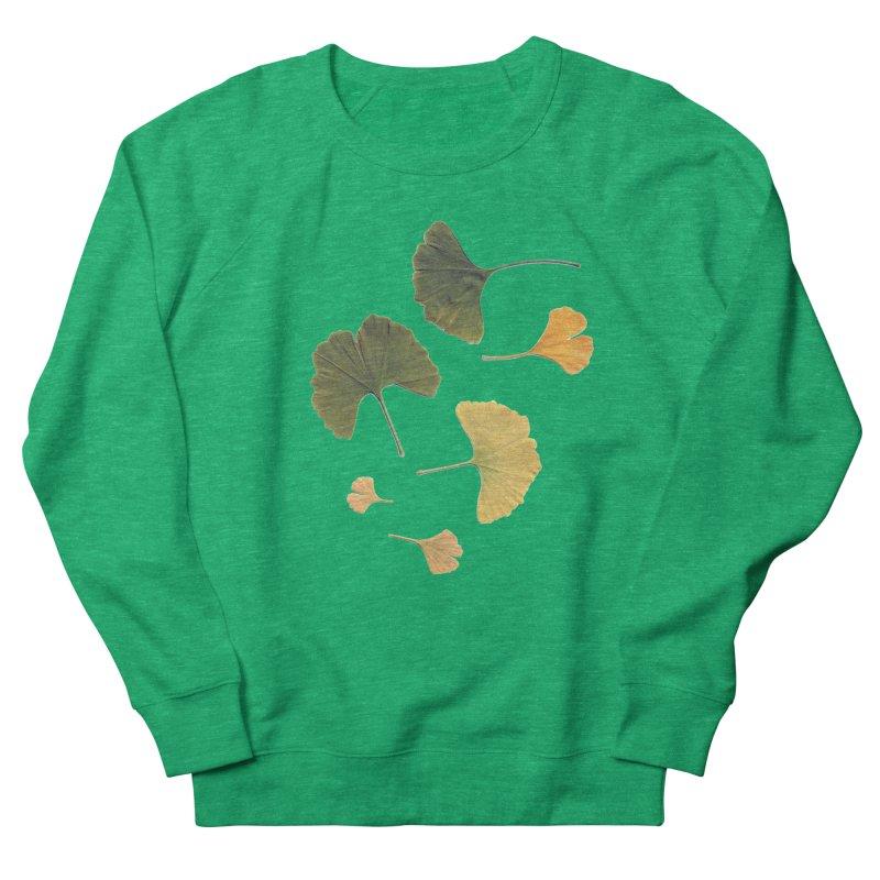 Ginkgo for you. Men's Sweatshirt by terryann's Artist Shop