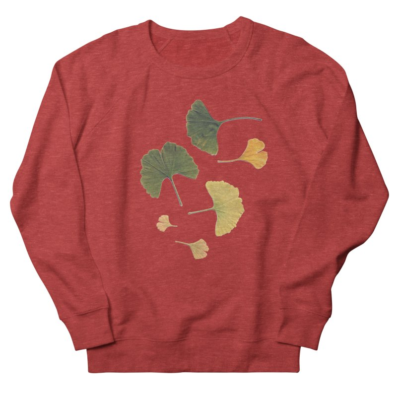 Ginkgo for you. Men's Sweatshirt by terryann's Artist Shop