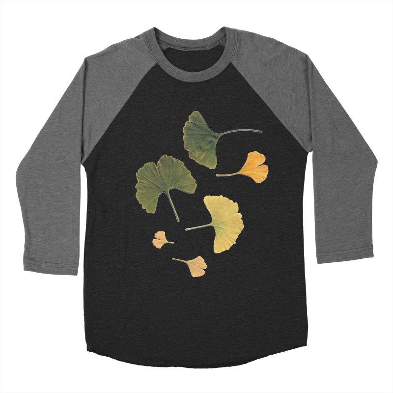 Ginkgo for you. Women's Baseball Triblend T-Shirt by terryann's Artist Shop