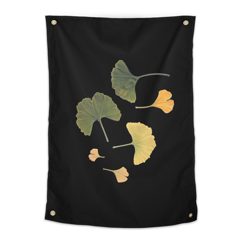 Ginkgo for you. Home Tapestry by terryann's Artist Shop