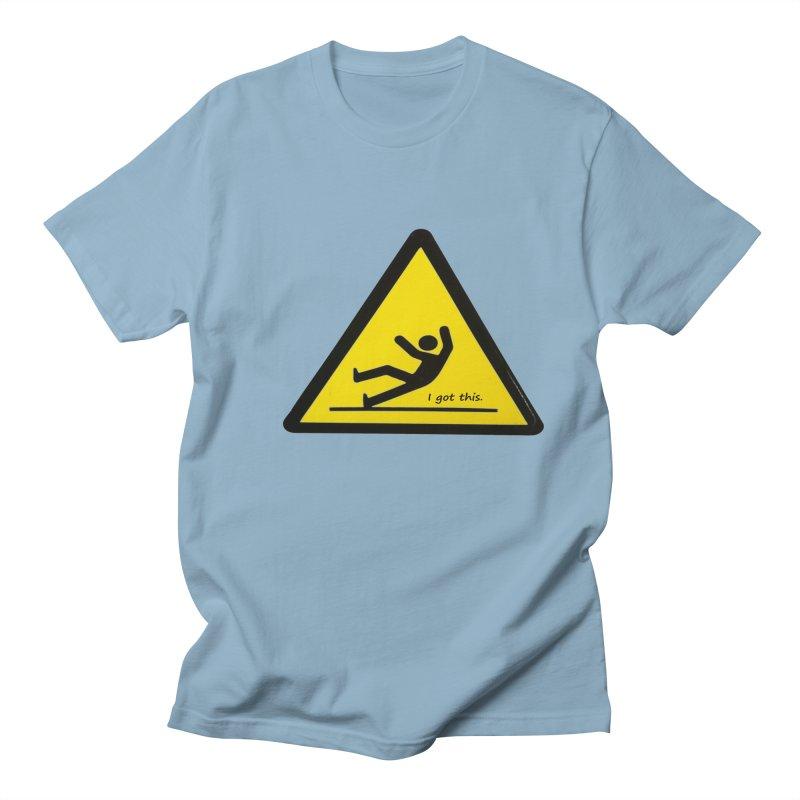 You got this. Men's T-shirt by terryann's Artist Shop