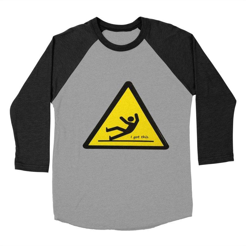 You got this. Men's Baseball Triblend T-Shirt by terryann's Artist Shop
