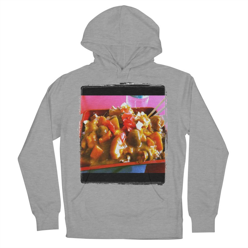 Curry in a Hurry. Women's Pullover Hoody by terryann's Artist Shop