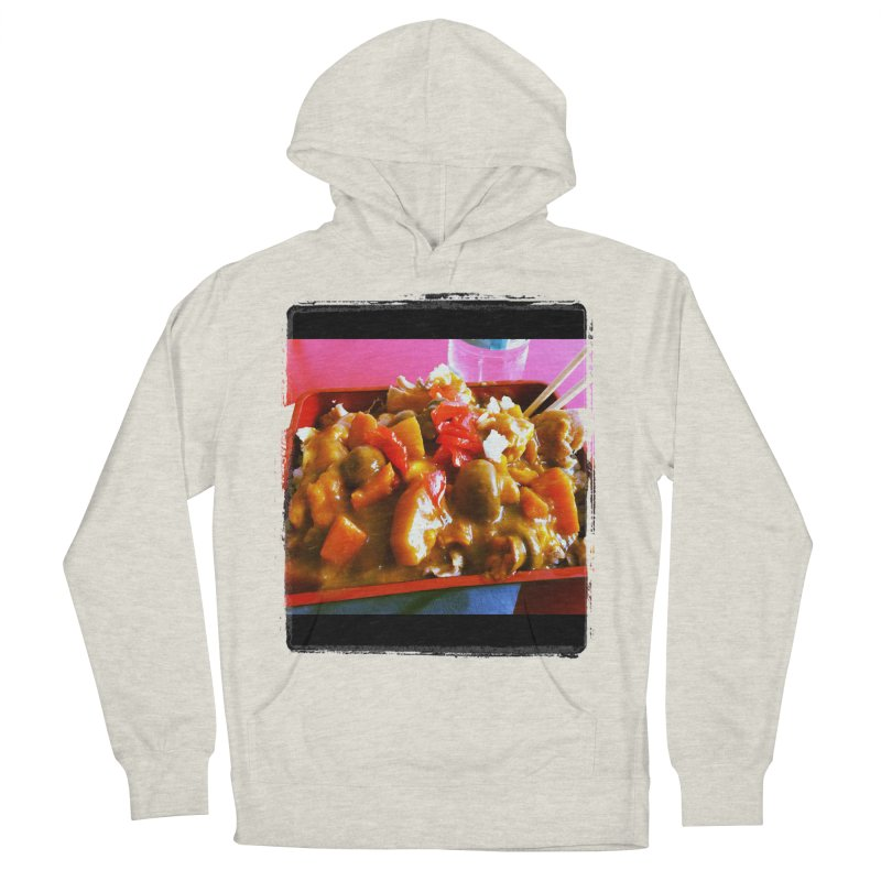Curry in a Hurry. Men's Pullover Hoody by terryann's Artist Shop