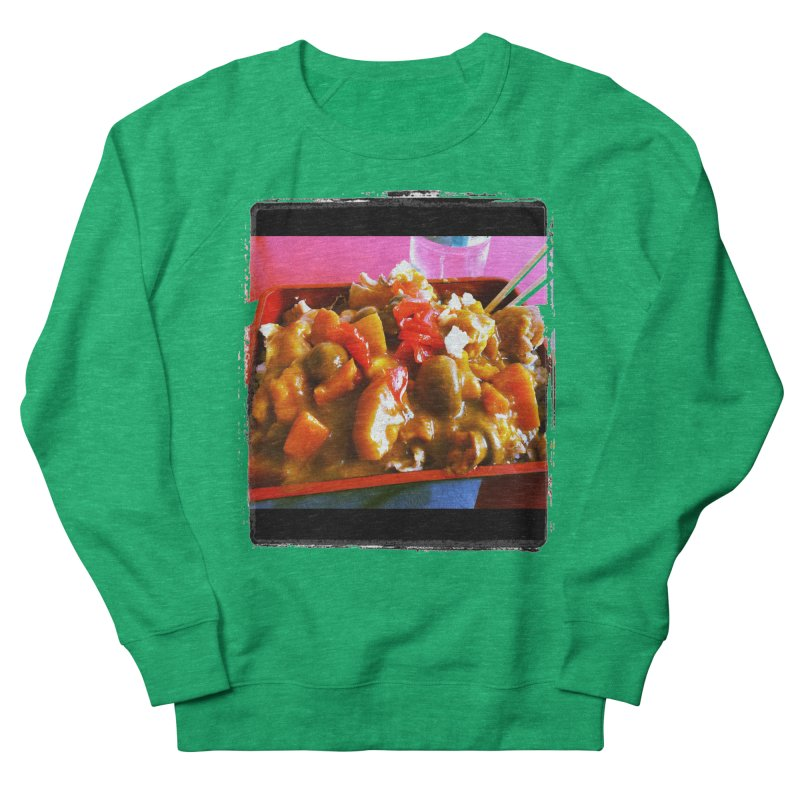 Curry in a Hurry. Men's Sweatshirt by terryann's Artist Shop