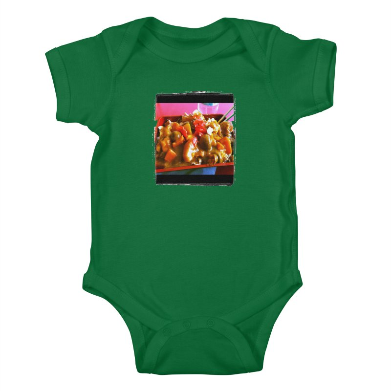 Curry in a Hurry. Kids Baby Bodysuit by terryann's Artist Shop