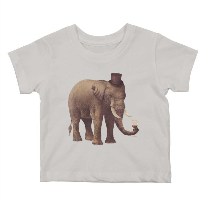 A Very Fine Vintage Kids Baby T-Shirt by terryfan
