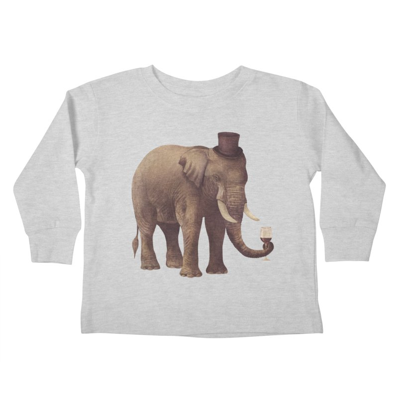 A Very Fine Vintage Kids Toddler Longsleeve T-Shirt by terryfan