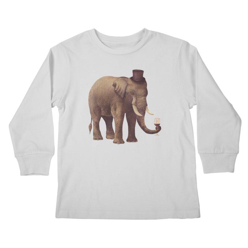 A Very Fine Vintage Kids Longsleeve T-Shirt by terryfan