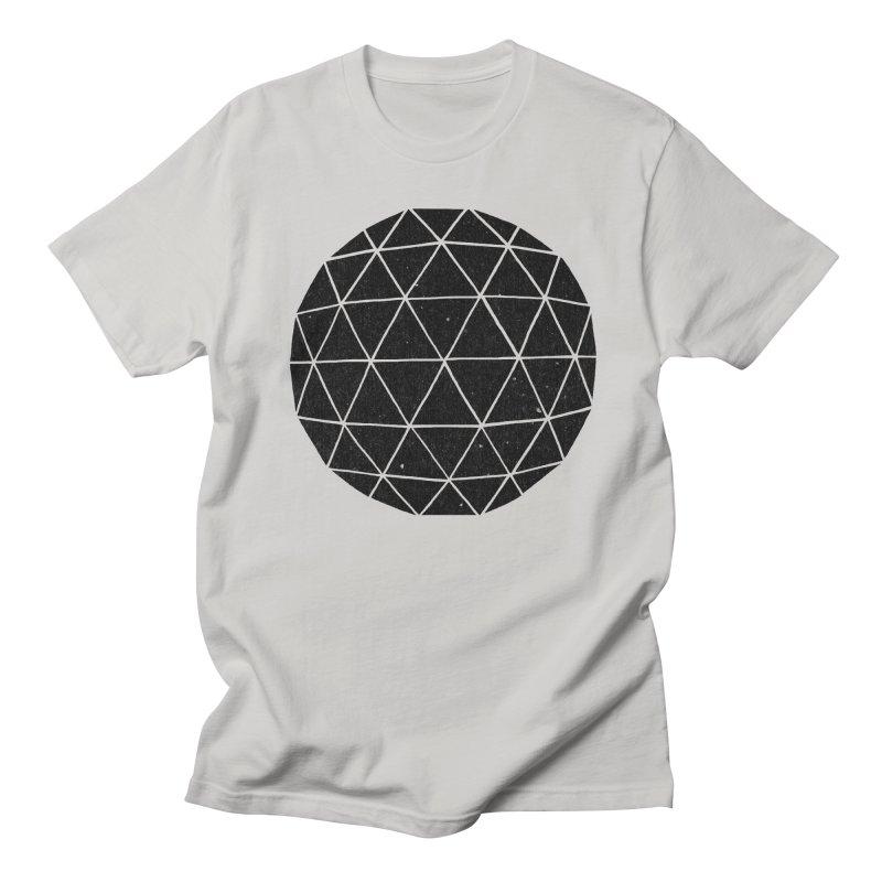 Geodesic Men's T-shirt by terryfan
