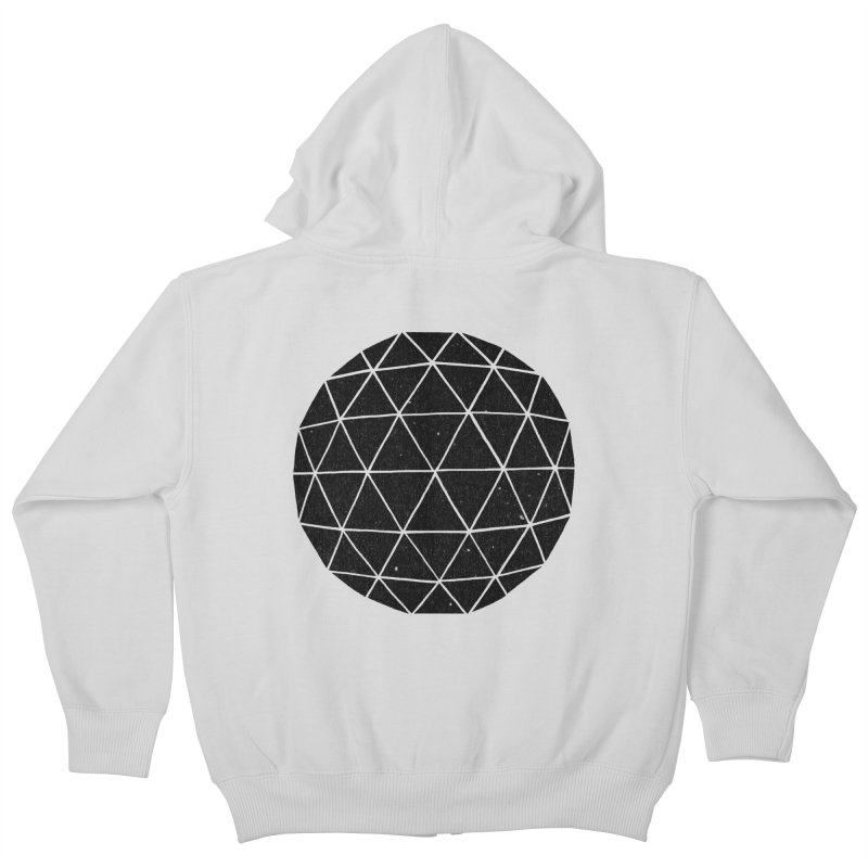 Geodesic Kids Zip-Up Hoody by terryfan