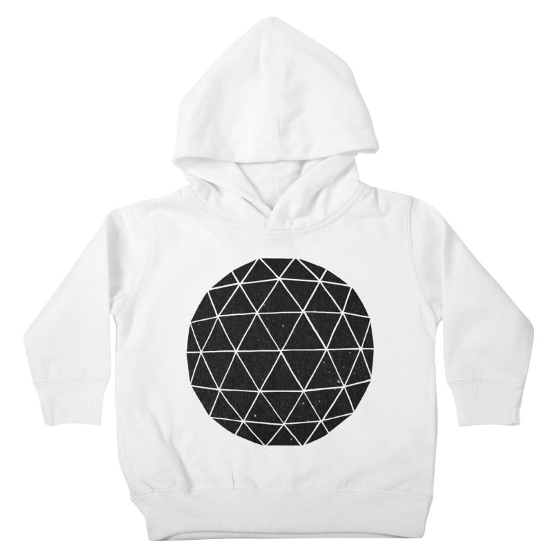 Geodesic Kids Toddler Pullover Hoody by terryfan