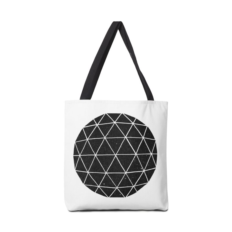 Geodesic Accessories Bag by terryfan