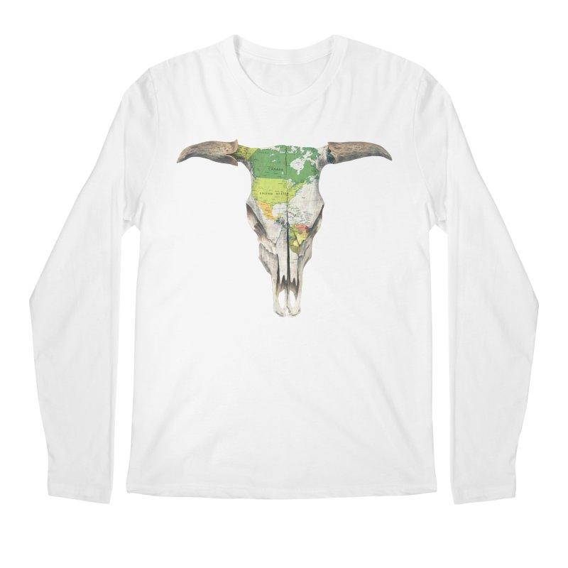 Go West Men's Longsleeve T-Shirt by terryfan