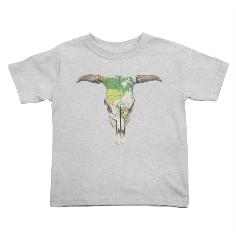 Go West Kids Toddler T-Shirt by terryfan