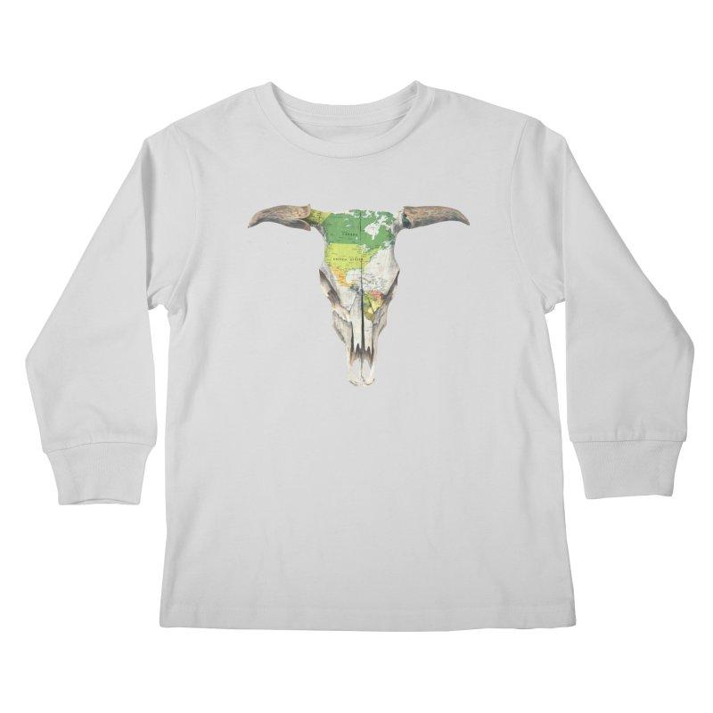Go West Kids Longsleeve T-Shirt by terryfan
