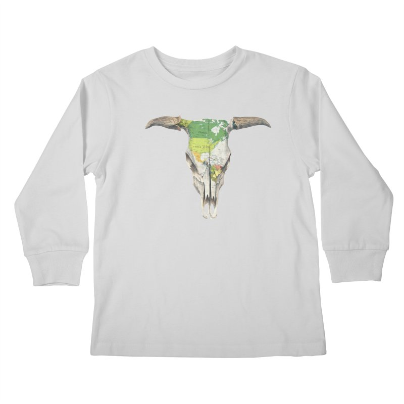 Go West Kids Longsleeve T-Shirt by terryfan
