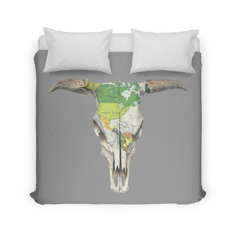 Go West Home Duvet by terryfan