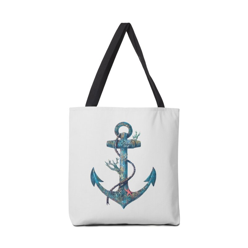 Lost at Sea Accessories Bag by terryfan