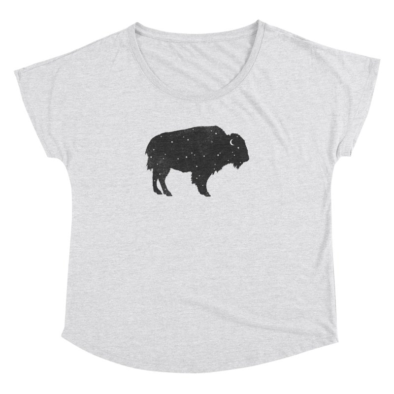Mystic Buffalo Women's Dolman by terryfan