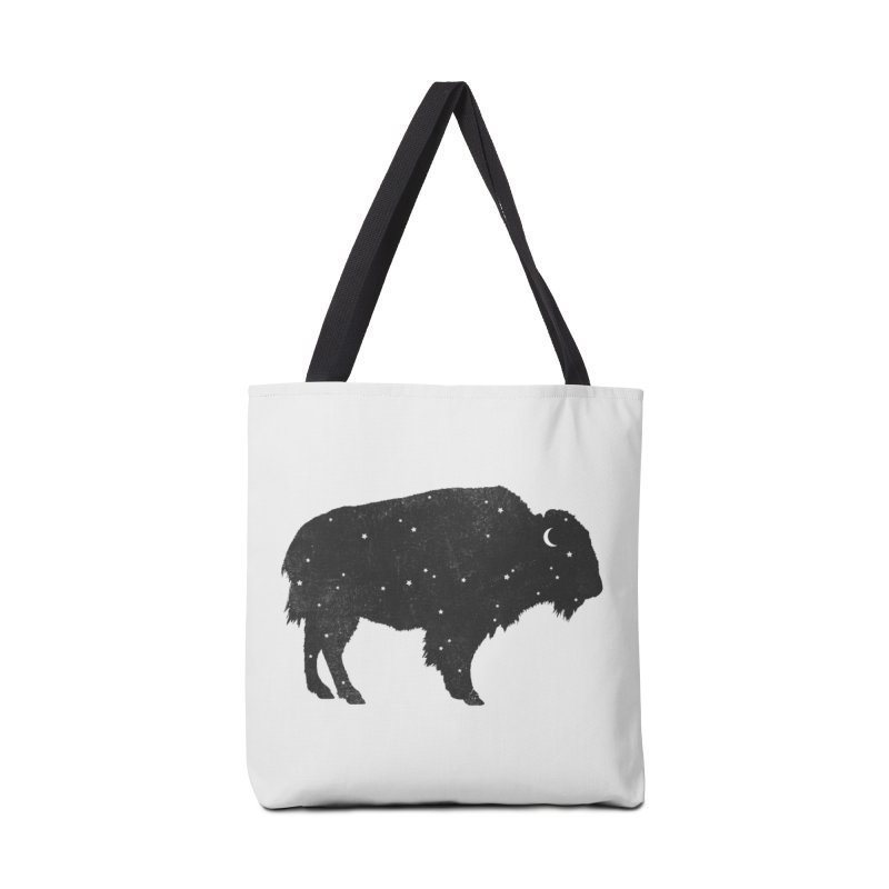 Mystic Buffalo Accessories Bag by terryfan