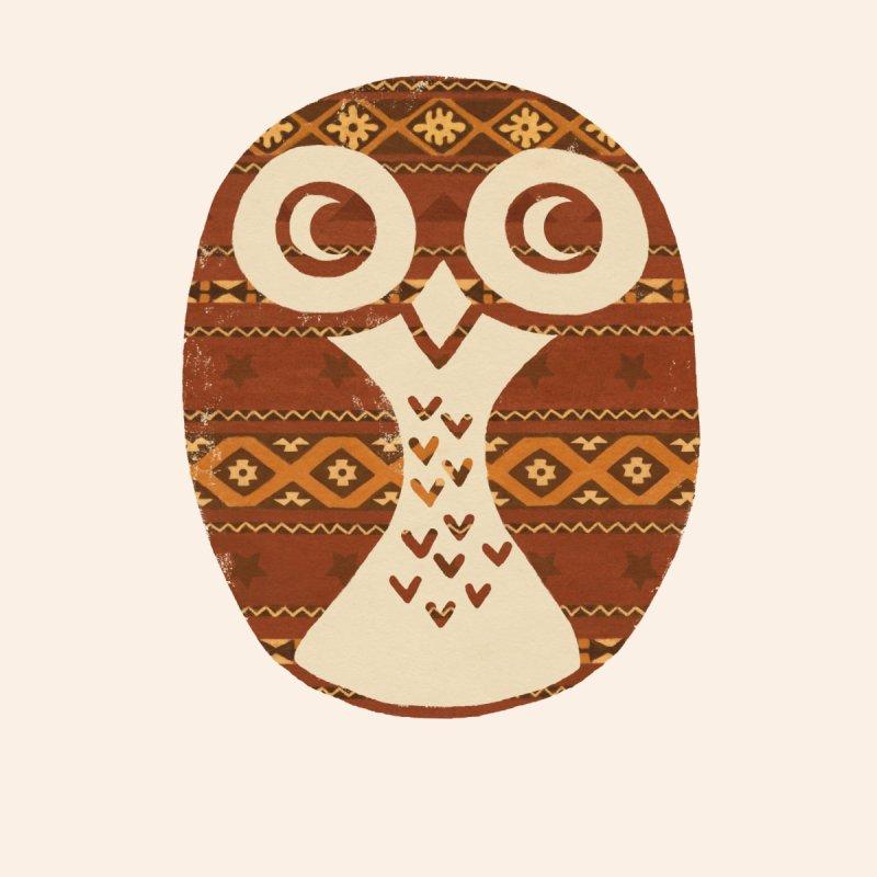 Navajo Owl Men's Pullover Hoody by terryfan
