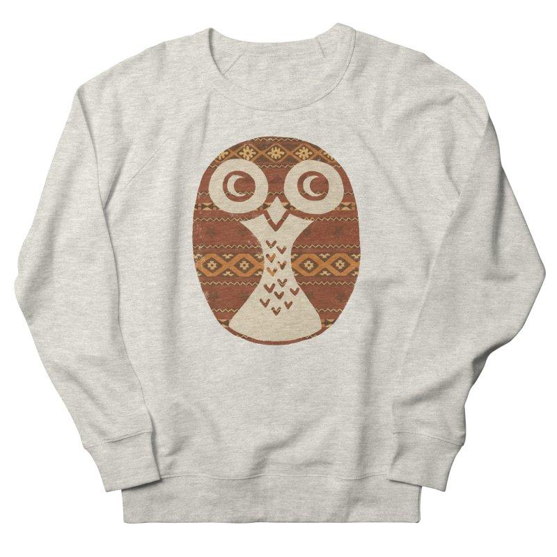 Navajo Owl Women's Sweatshirt by terryfan