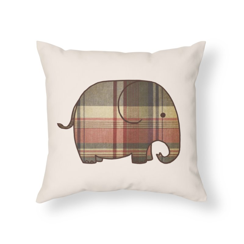 Plaid Elephant   by terryfan