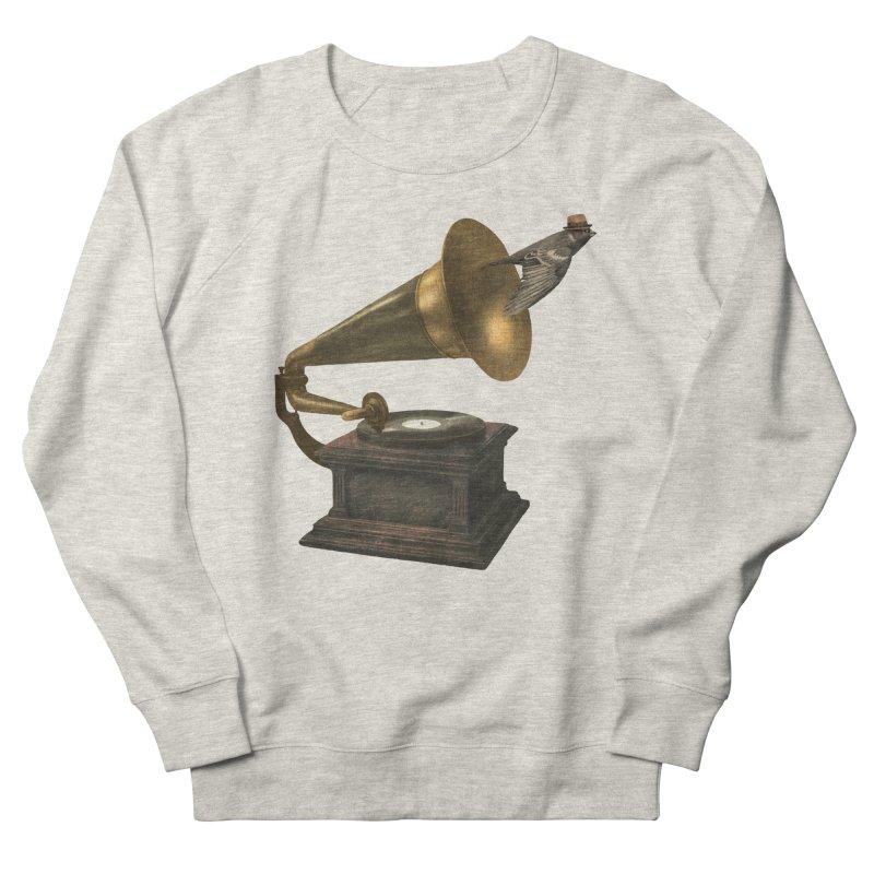 Vintage Songbird Women's Sweatshirt by terryfan
