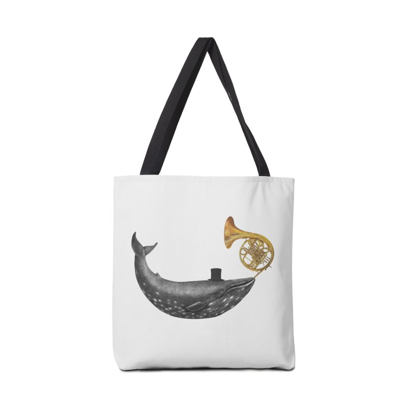 Whale Song Accessories Bag by terryfan