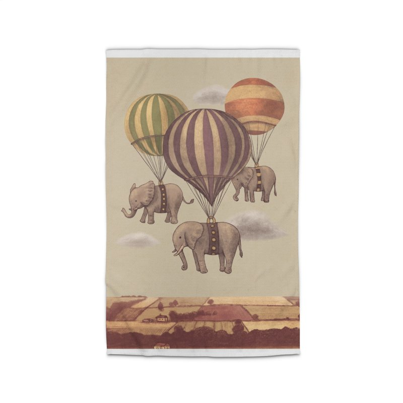 Flight of the Elephant Home Rug by terryfan