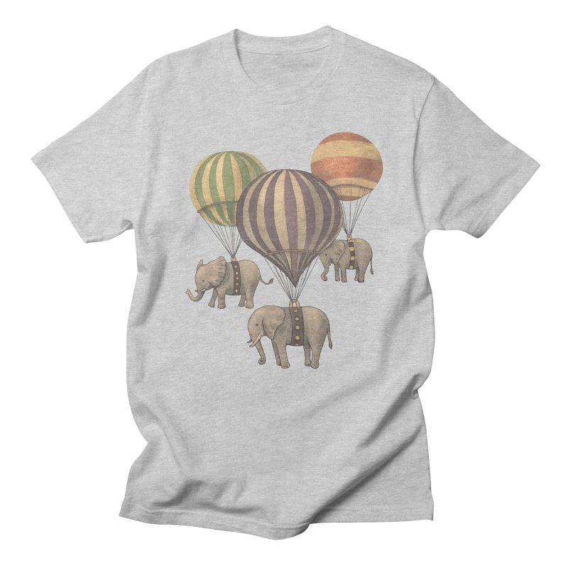 Flight of the Elephant Men's T-shirt by terryfan